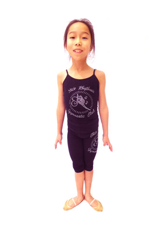 Gold Coast Rhythmic Gymnastics uniform
